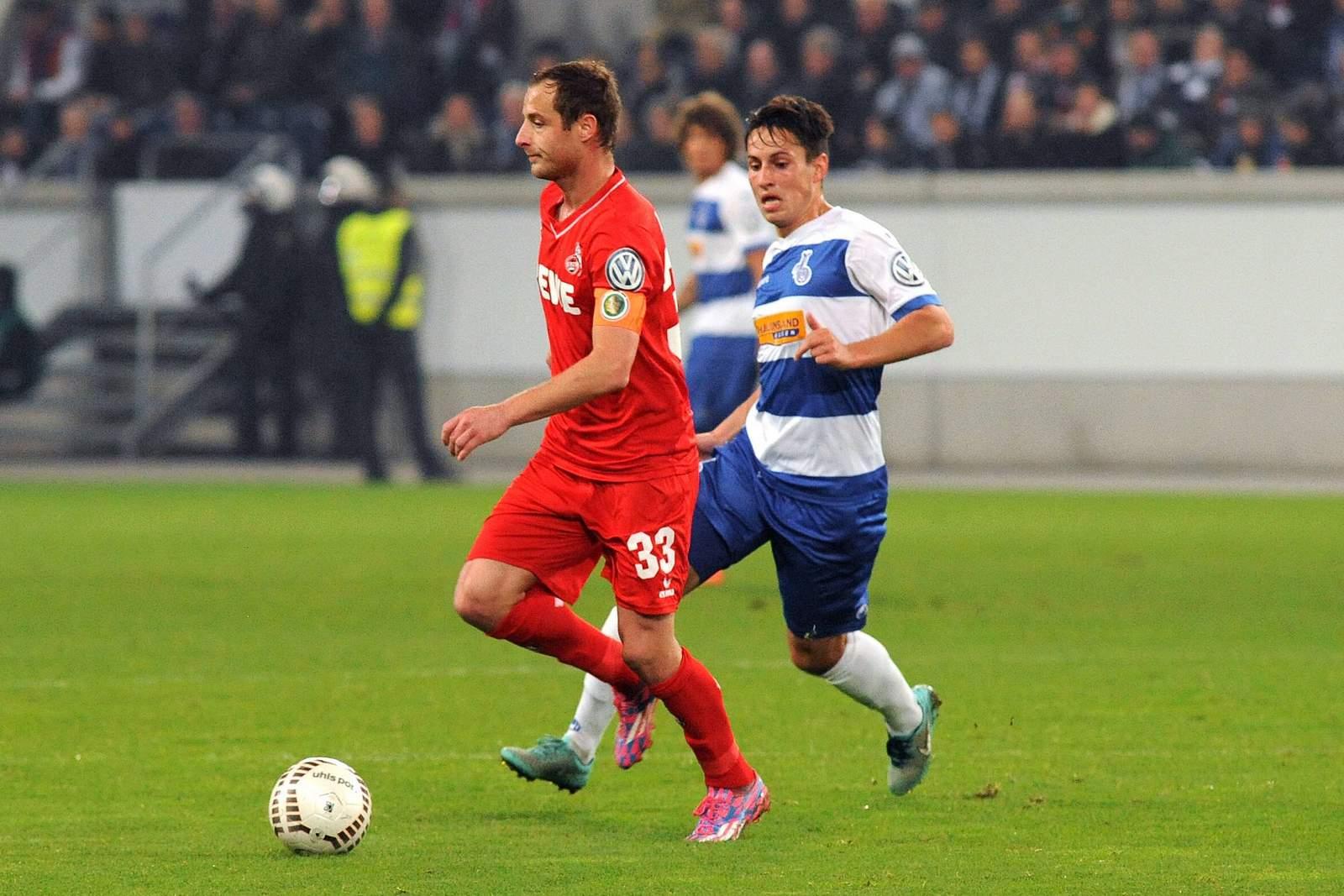 Lässt Matthias Lehmann Fabian Schnellhardt stehen? Jetzt auf Köln gegen Duisburg wetten.
