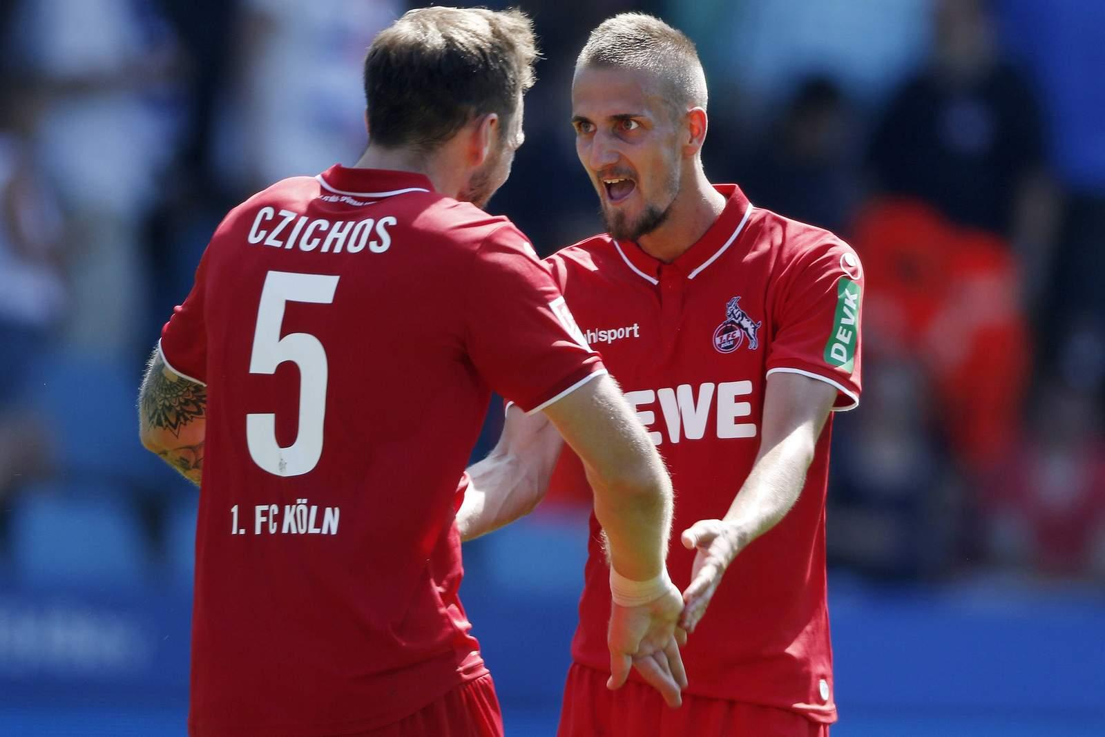 Setzen sich Dominick Drexler und Rafael Czichos bei Ex-Klub Kiel durch? Jetzt auf Kiel gegen Köln wetten.