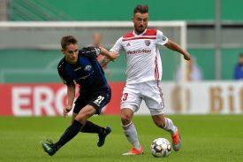 FC Ingolstadt gegen SC Paderborn