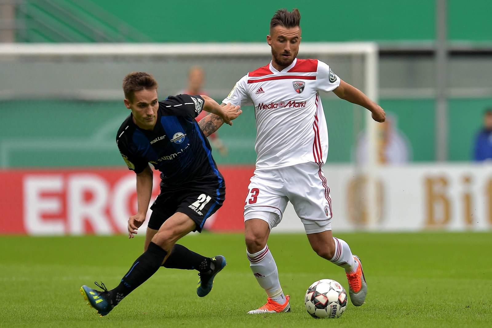 Gewinnt Robin Krauße gegen seinen Ex-Klub? Jetzt auf Ingolstadt gegen Paderborn wetten.