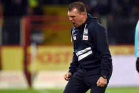 Uwe Koschinat übernimmt beim SV Sandhausen