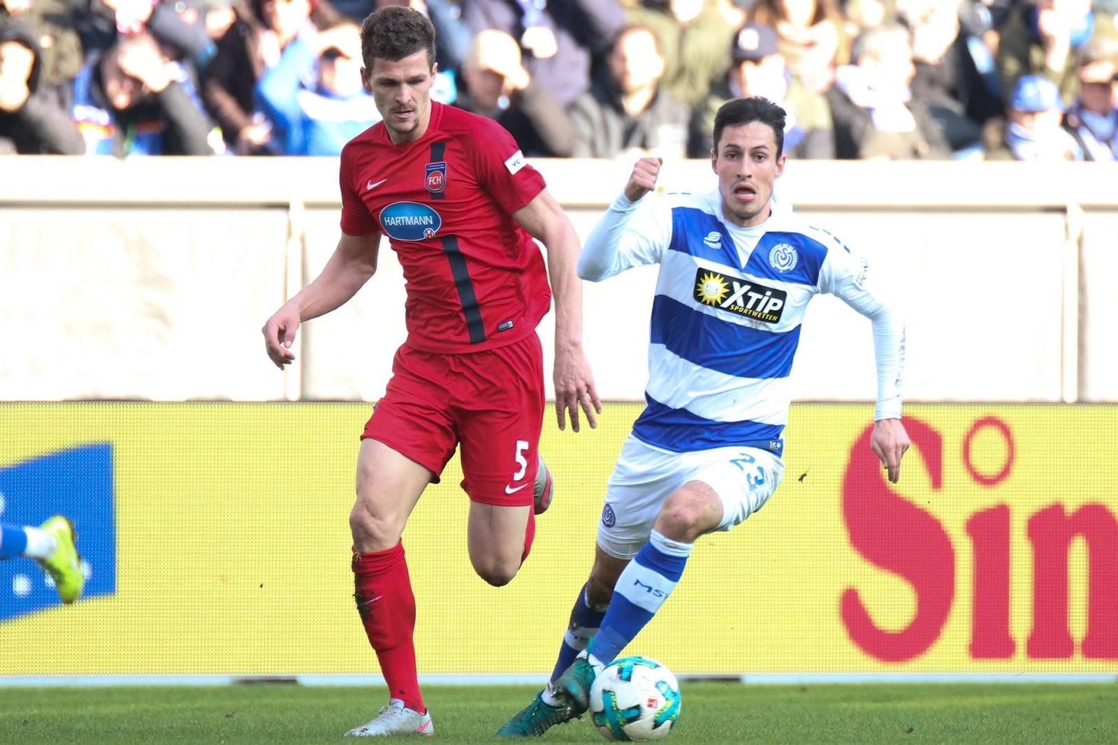 Kann Fabian Schnellhardt gegen Heidenheim einen Befreiungsschlag landen? Jetzt auf Heidenheim gegen Duisburg wetten!