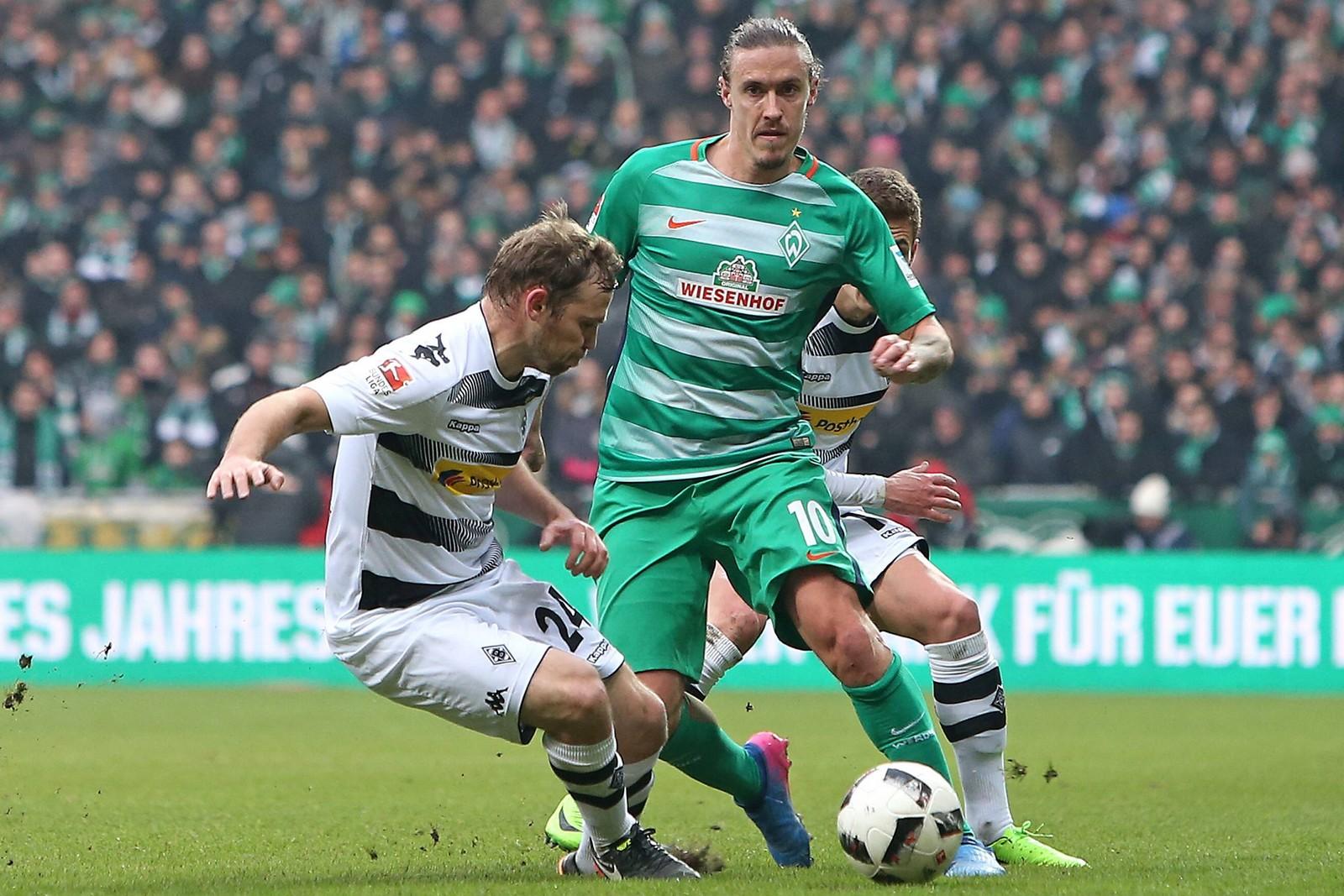 Führ Max Kruse Bremen nach zwei Niederlagen wieder zum Sieg? Jetzt auf Werder gegen Gladbach wetten!