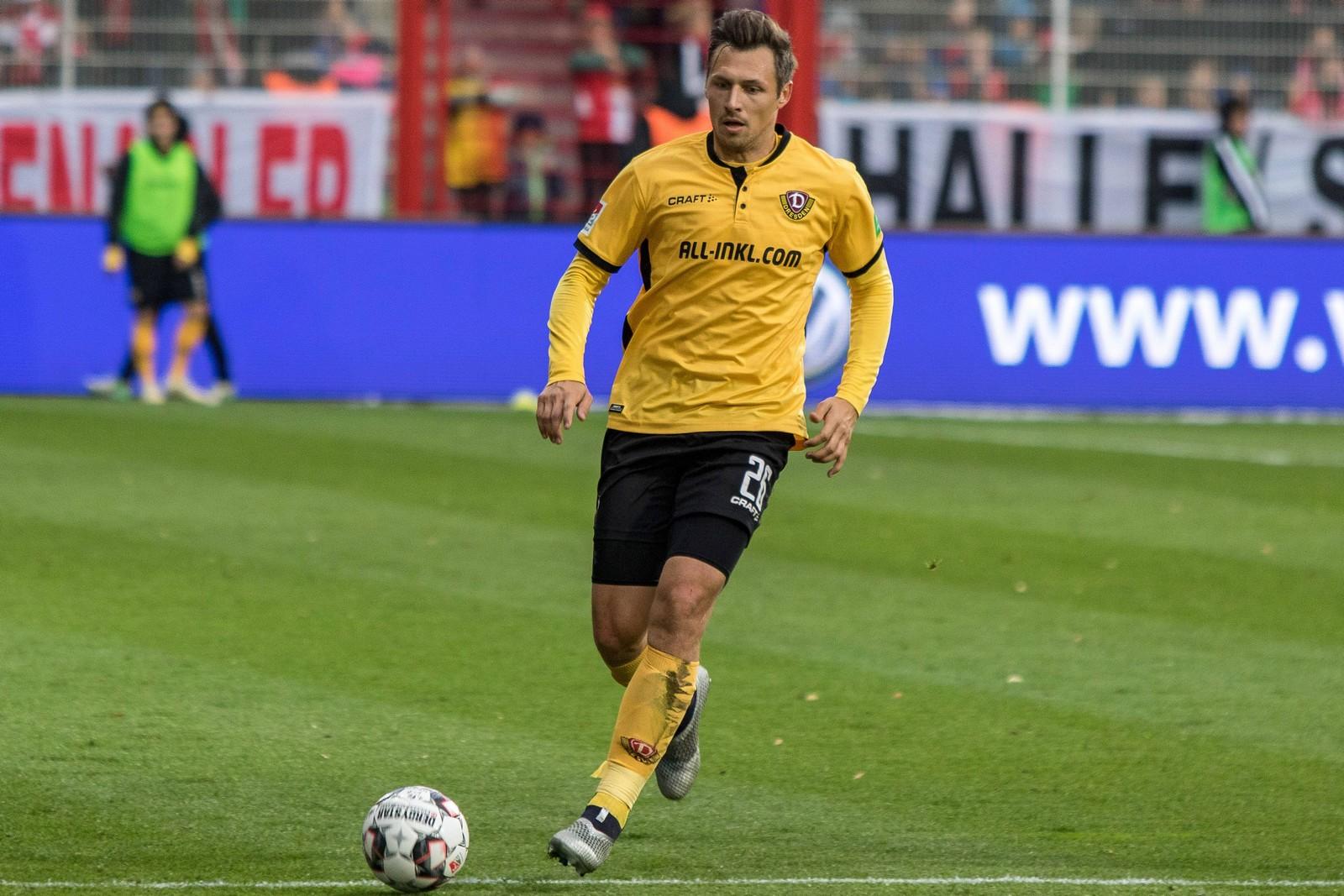 Sören Gonther von Dynamo Dresden