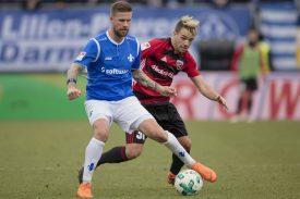 Darmstadt 98 gegen FC Ingolstadt
