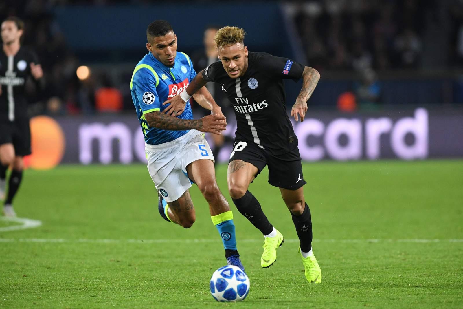 Setzt sich Neymar wieder gegen Allan durch? Jetzt auf Neapel vs PSG wetten