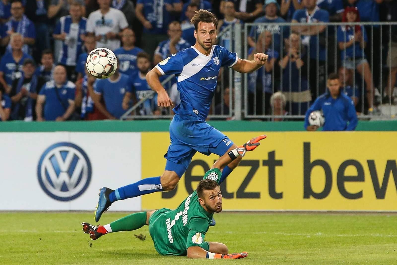 Beendet Christian Beck seine Durststrecke? Jetzt auf Darmstadt gegen Magdeburg wetten.