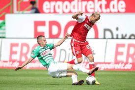 1. FC Köln gegen Greuther Fürth