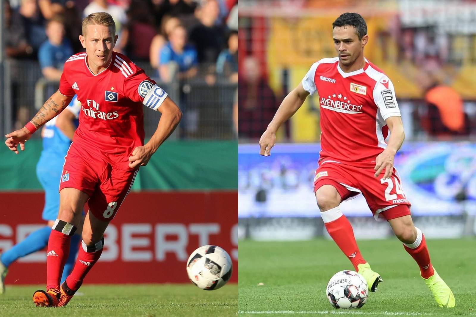 Hsv Vs Union Berlin Analyse Aufstellung 2018 2liga Liga