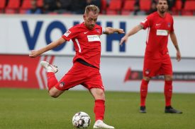 1. FC Heidenheim gegen SC Paderborn 07