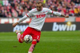 Jahn Regensburg gegen 1. FC Köln