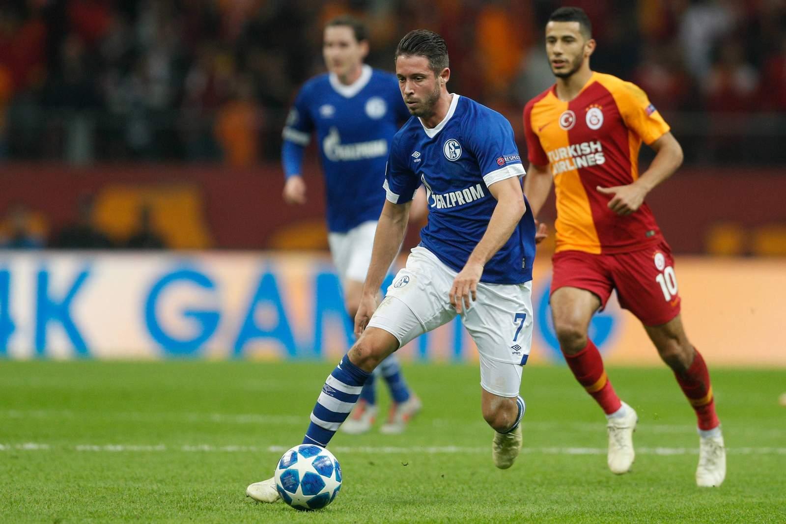 Führt Uth S04 zum Sieg? Jetzt auf Schalke gegen Galatasaray wetten