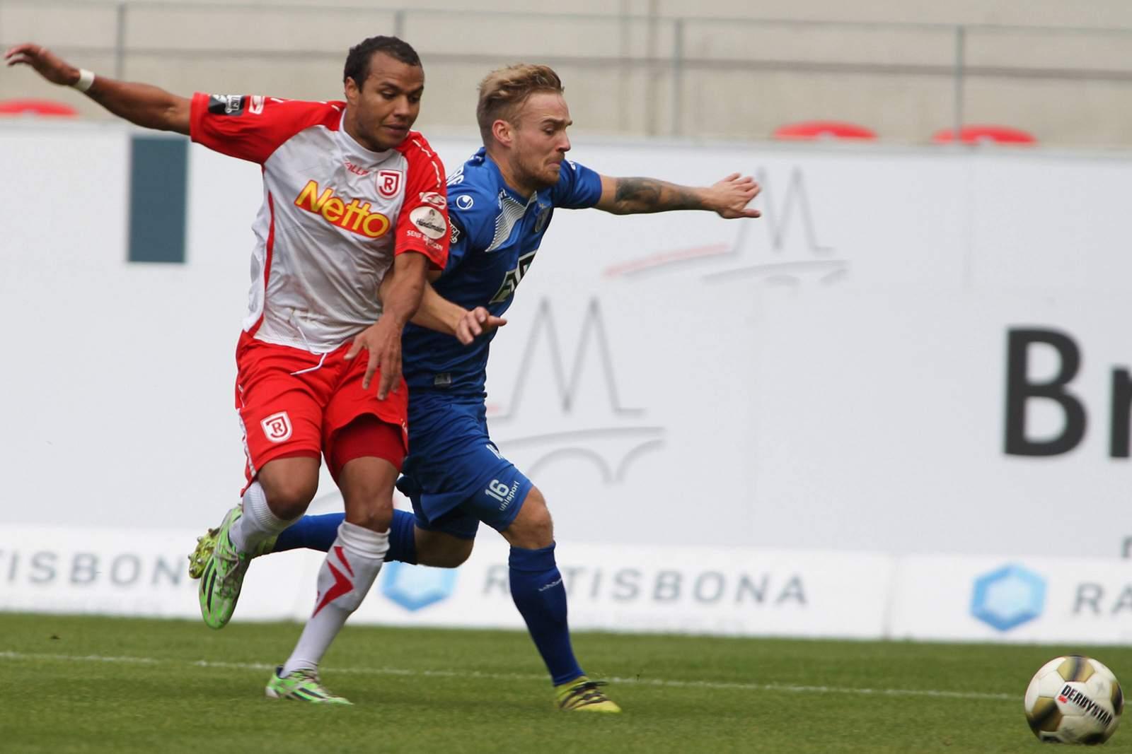 Erkämpft sich Nils Butzen im Duell mit Jann George den zweiten Saisonsieg? Jetzt auf Magdeburg gegen Regensburg wetten.