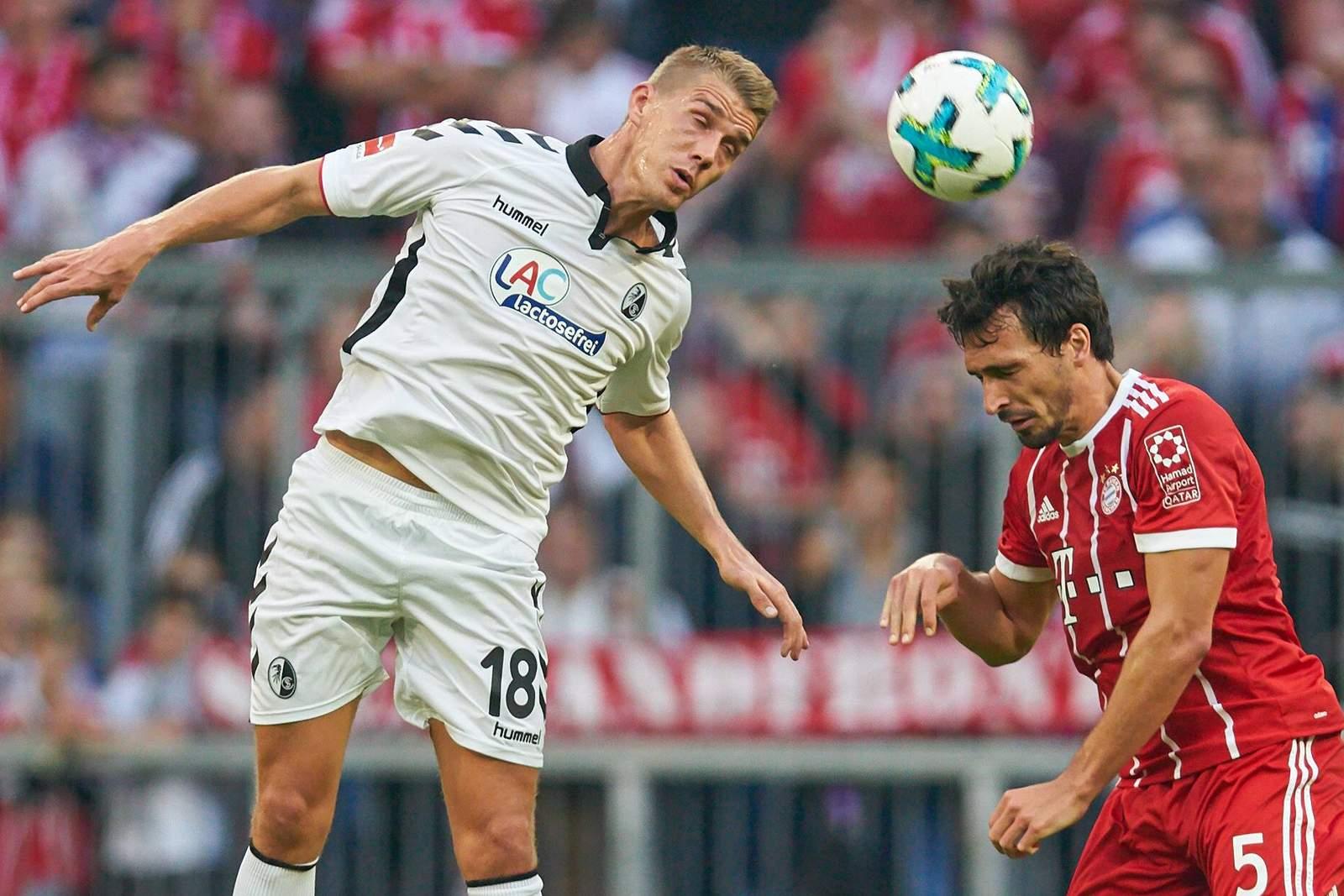 Setzt sich Petersen wieder gegen Hummels durch? Jetzt auf Bayern gegen Freiburg wetten