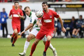1. FC Heidenheim: Theuerkauf verlängert bis 2020