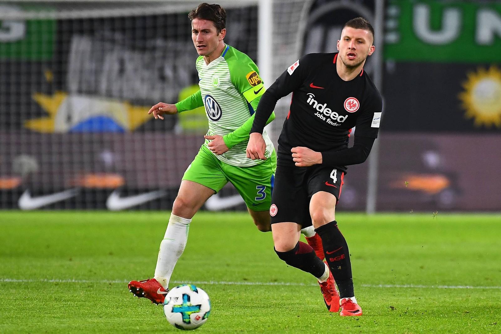 Kann Ante Rebic auch gegen Wolfsburg seinen Lauf fortsetzen? Jetzt auf Frankfurt gegen Wolfsburg wetten!