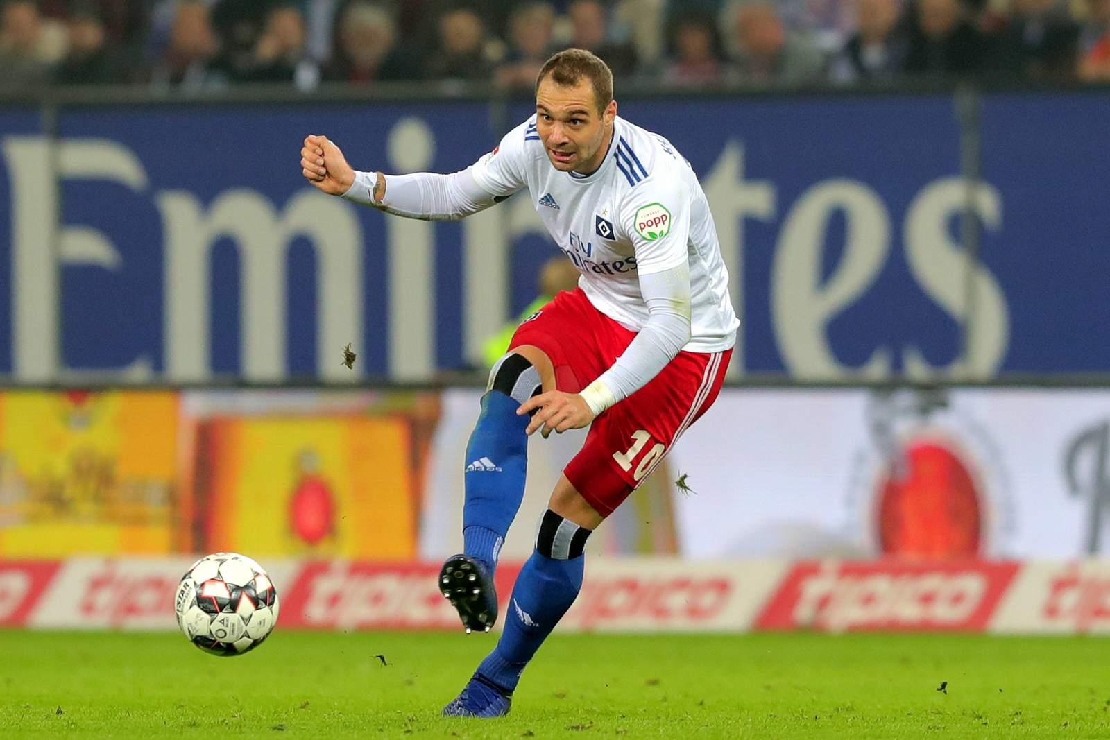 Pierre-Michel ist mit sieben Treffer der erfolgreichste Torjäger der Rothosen