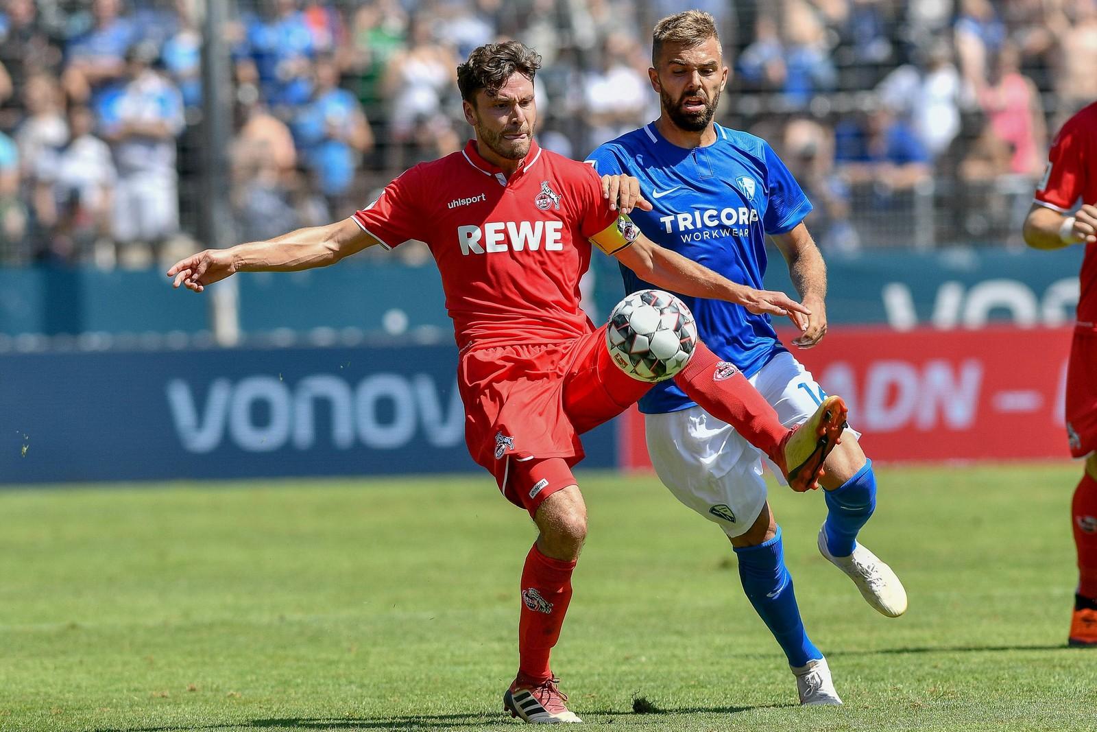 Kann Lukas Hinterseer ausgerechnet gegen Köln wieder treffen? Jetzt auf Köln gegen Bochum wetten!