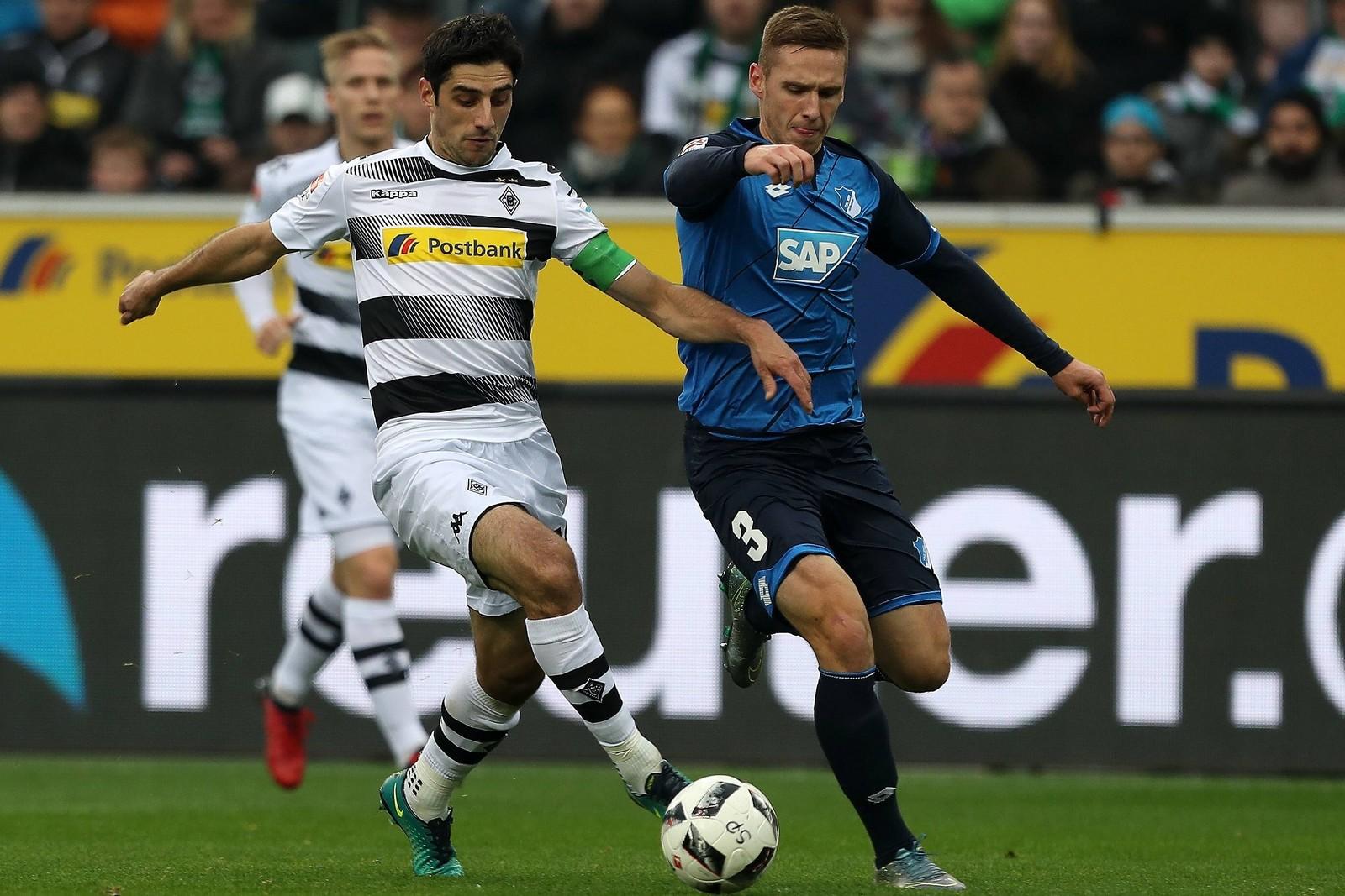 Kann Lars Stindl gegen Hoffenheim sein drittes Saisontor erzielen? Jetzt auf Hoffenheim gegen Gladbach wetten!