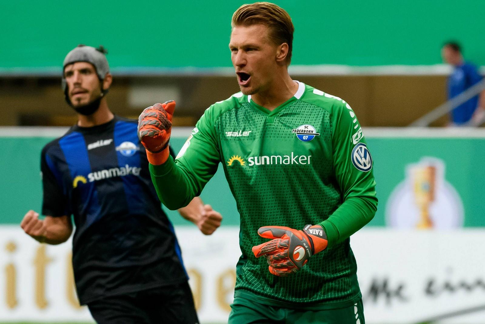 Michael Ratajczak beim SC Paderborn