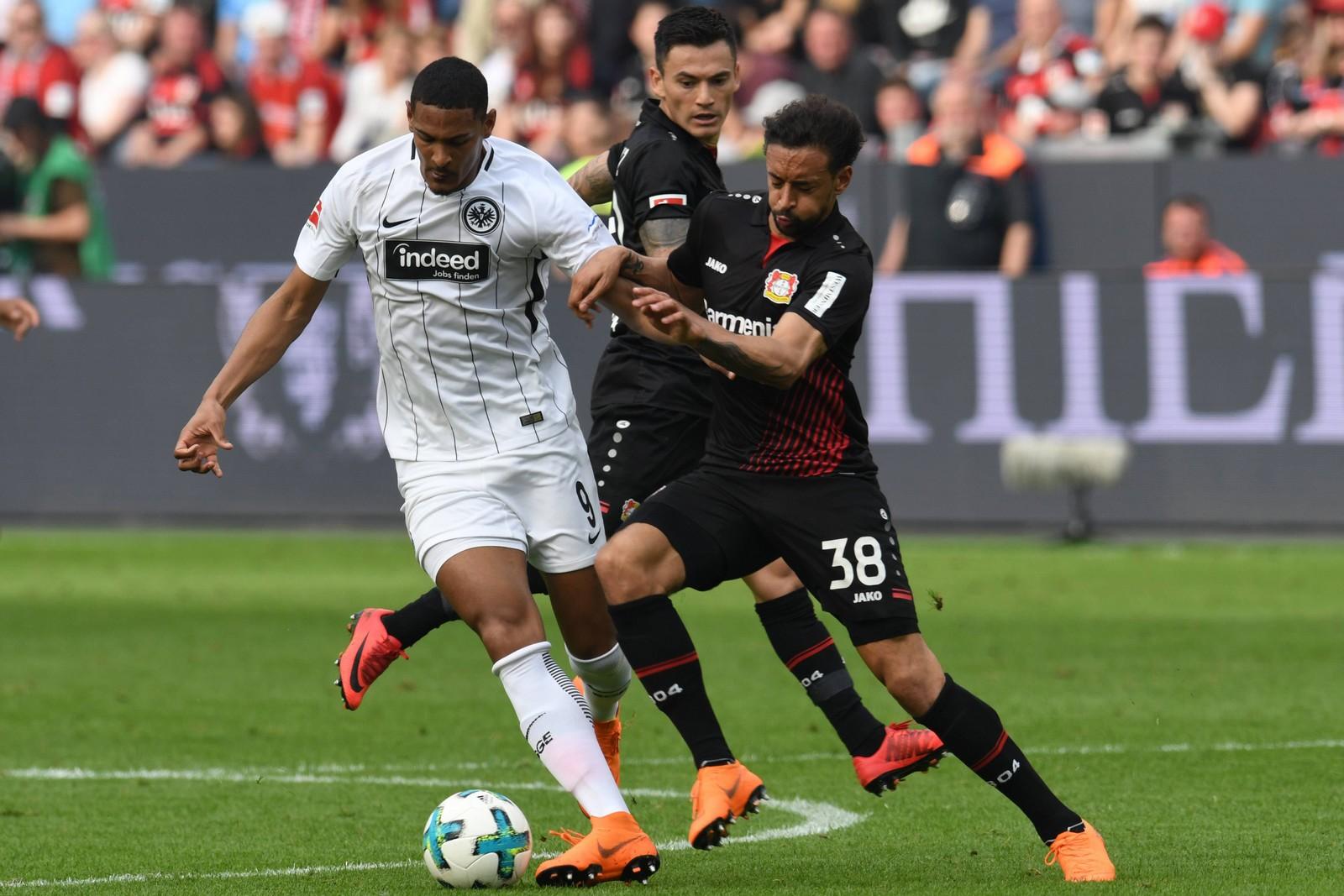 Bleibt Leverkusen gegen Frankfurt zum vierten Mal in Folge ungeschlagen? Jetzt auf Frankfurt gegen Leverkusen wetten!