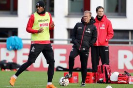 1. FC Köln: Geht es bei Anthony Modeste nun ganz schnell?