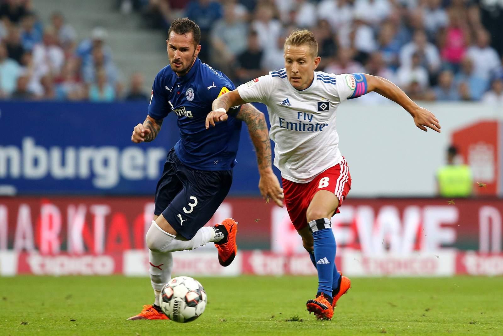 Holstein Kiel Gegen Hsv