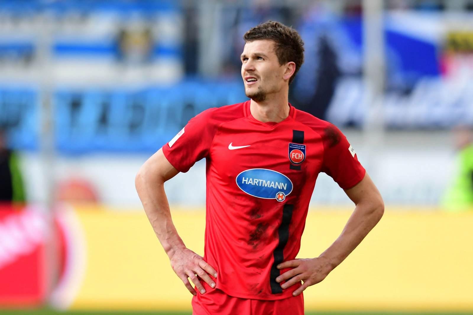 Mathias Wittek beim FC Heidenheim