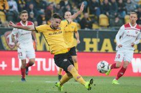 Dynamo Dresden: Kreuzer verlängert um drei Jahre
