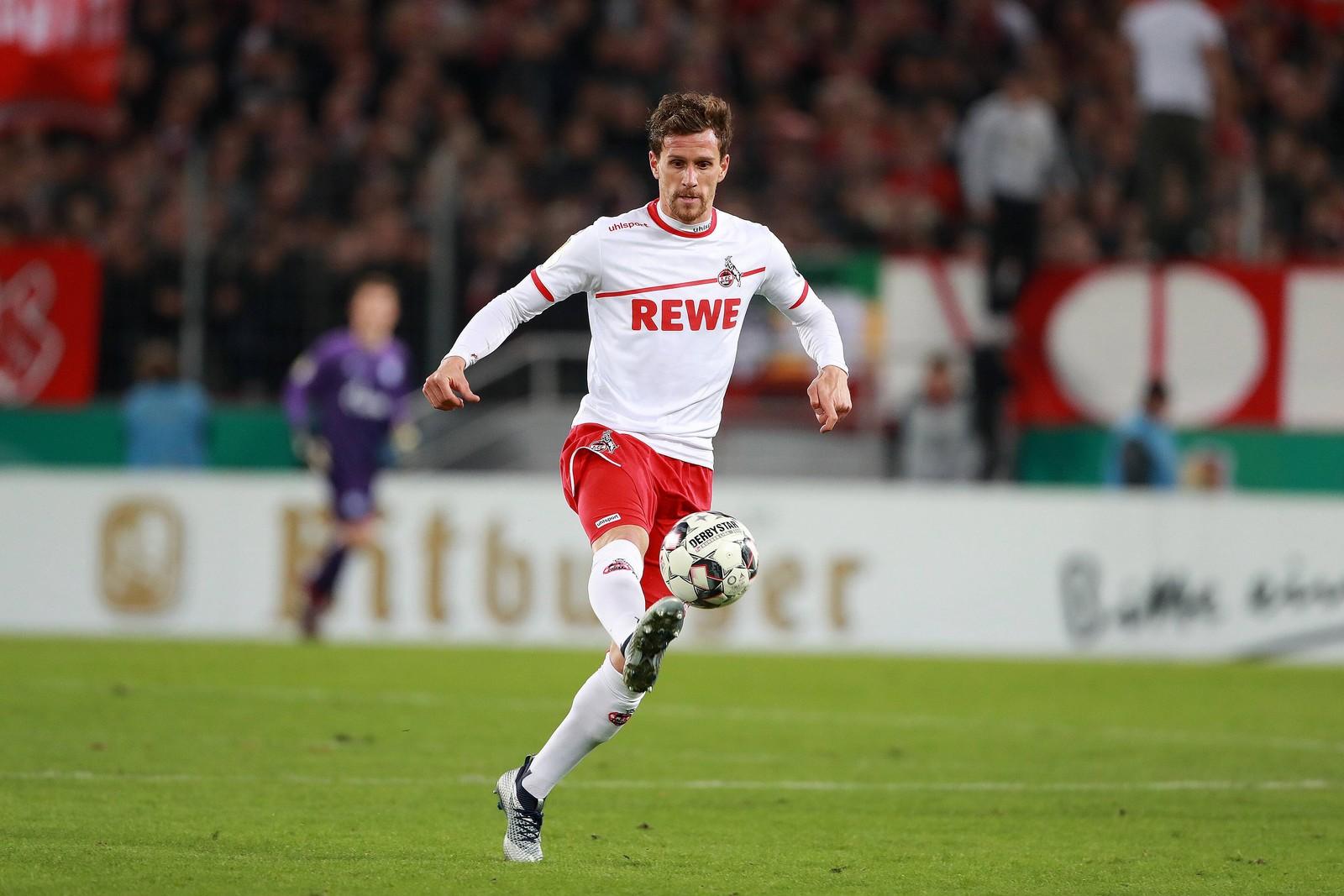 Simon Zoller absolvierte in der Hinrunde lediglich zwei Zweitliga-Einsätze für Köln.