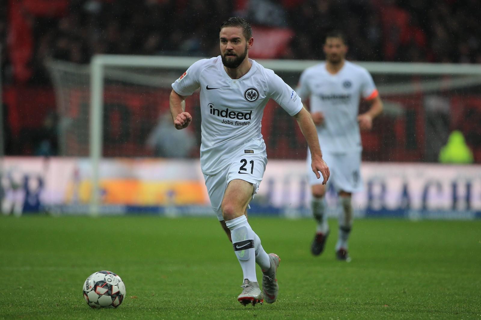 Marc Stendera im Spiel gegen Nürnberg.