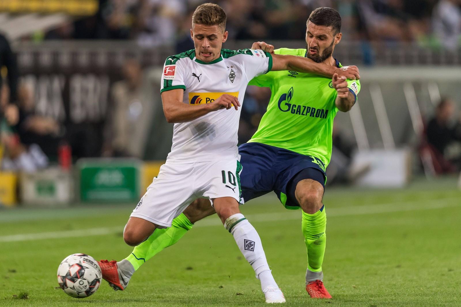 Macht Thorgan Hazard auch gegen Schalke den Unterschied? Jetzt auf Schalke gegen Gladbach wetten!