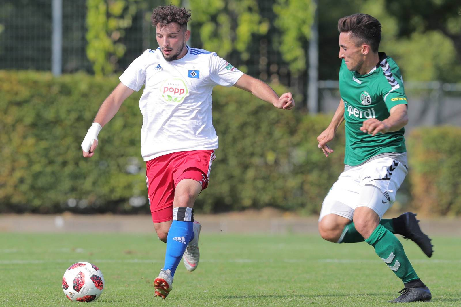Arianit Ferati gegen Aleksandar Nogovic