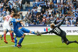 Ingolstadt gegen 1. FC Magdeburg