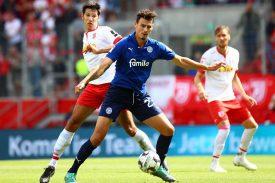 Holstein Kiel gegen Jahn Regensburg
