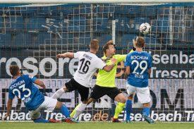 Sandhausen gegen VfL Bochum