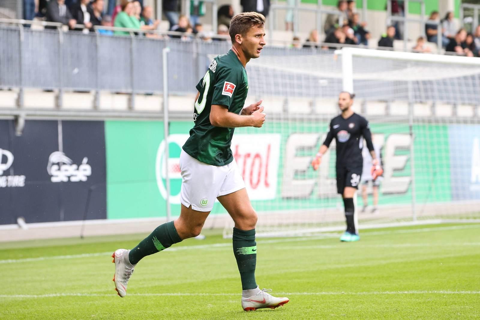 Paul Seguin beim VfL Wolfsburg