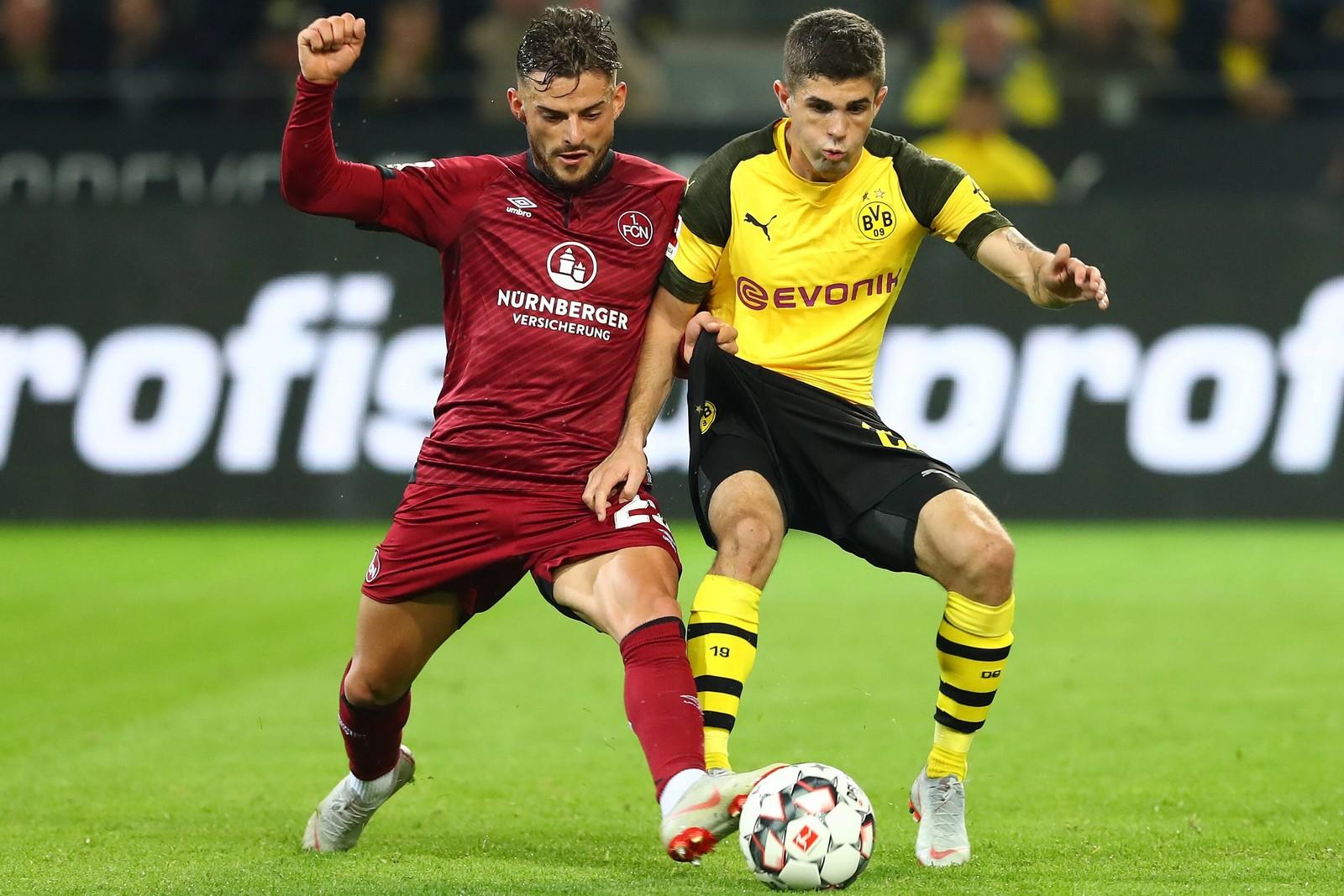 Dortmund Nürnberg Bundesliga
