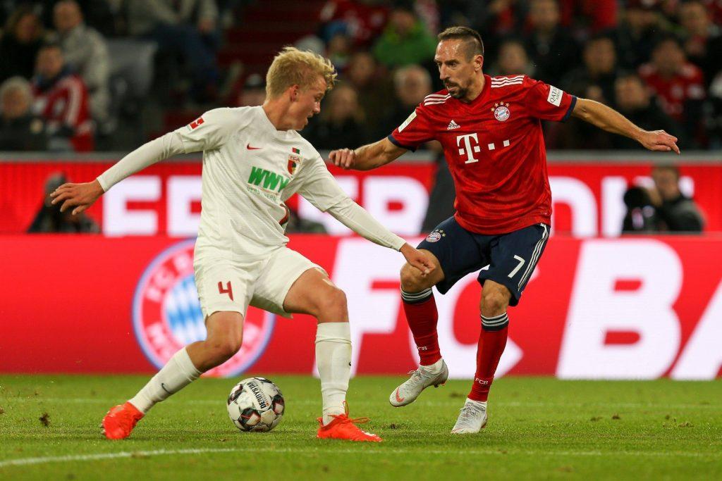Bayern dortmund anstoss