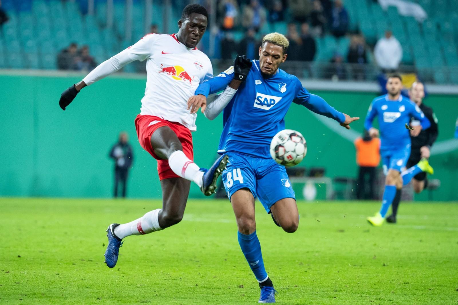 Verhindert Ibrahima Konaté Hoffenheims nächsten Sieg? Jetzt auf Leipzig gegen Hoffenheim wetten!