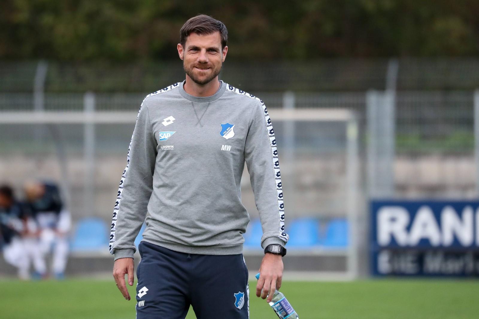 Marco Wildersinn von der TSG Hoffenheim