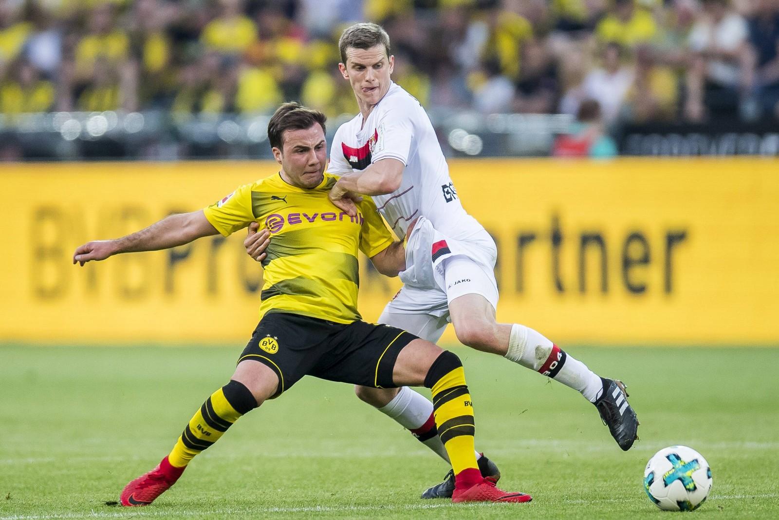 Setzt sich Sven Bender gegen seine Ex-Kollegen durch? Jetzt auf Dortmund gegen Leverkusen wetten!