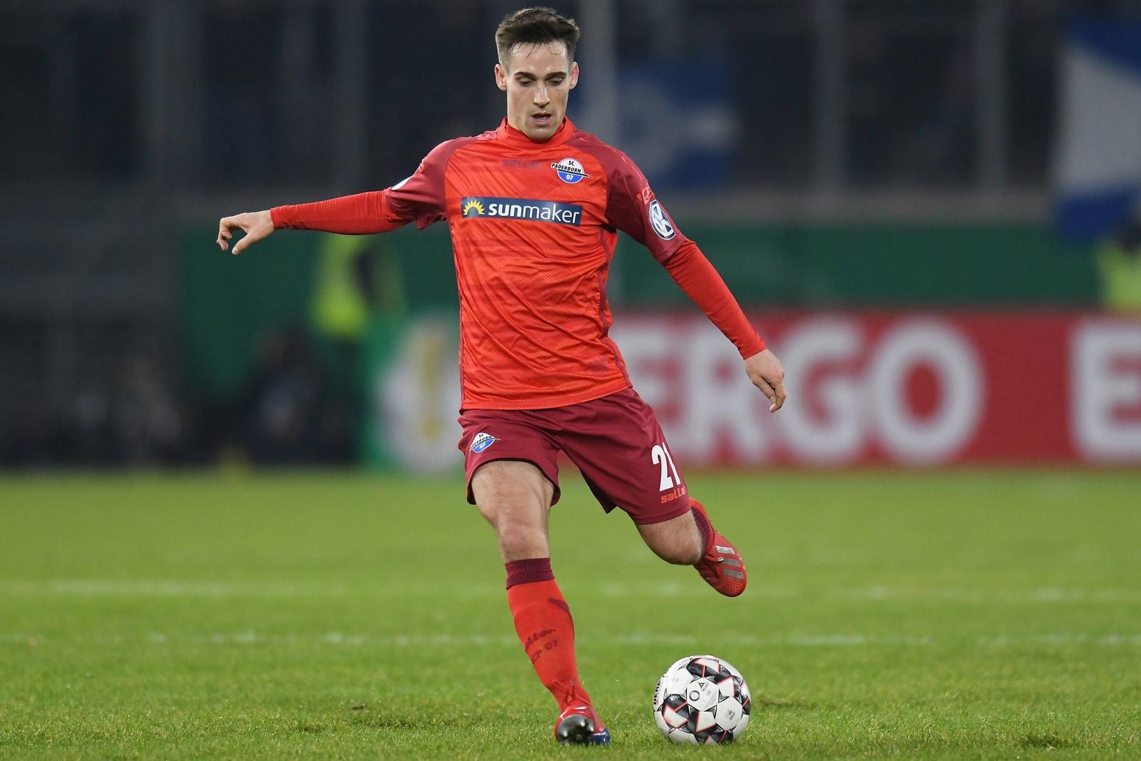 Philipp Klement in Aktion.
