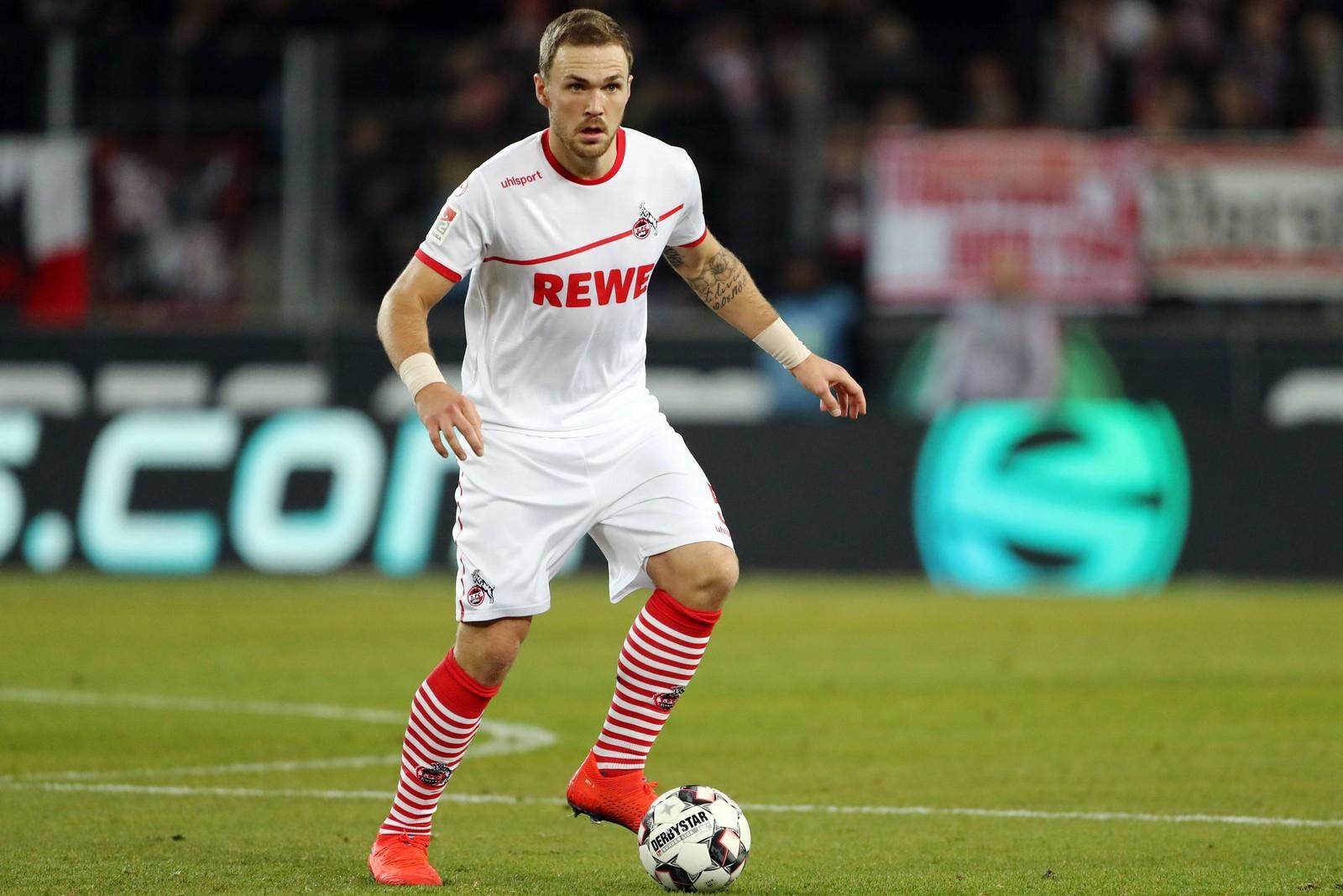 Rafael Czichos vom 1. FC Köln