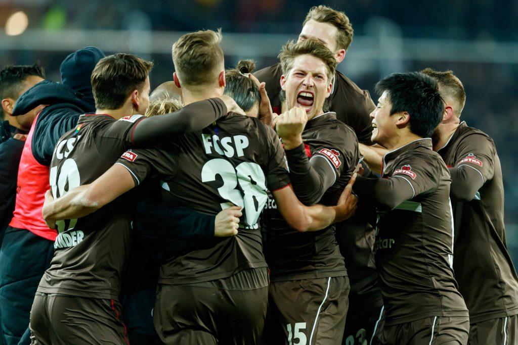 St Pauli Spieltag