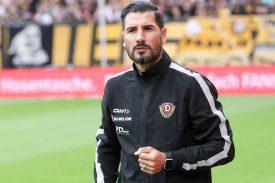 Dynamo Dresden: Keine Zweifel an Cristian Fiel