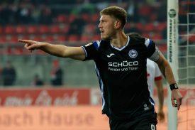 Arminia Bielefeld: Fabian Klos auch von anderen Klubs umworben