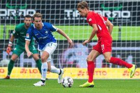 SV Darmstadt 98 gegen 1. FC Heidenheim