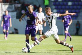 FC St. Pauli gegen Erzgebirge Aue