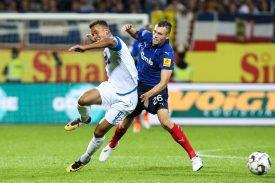 1. FC Magdeburg gegen Holstein Kiel